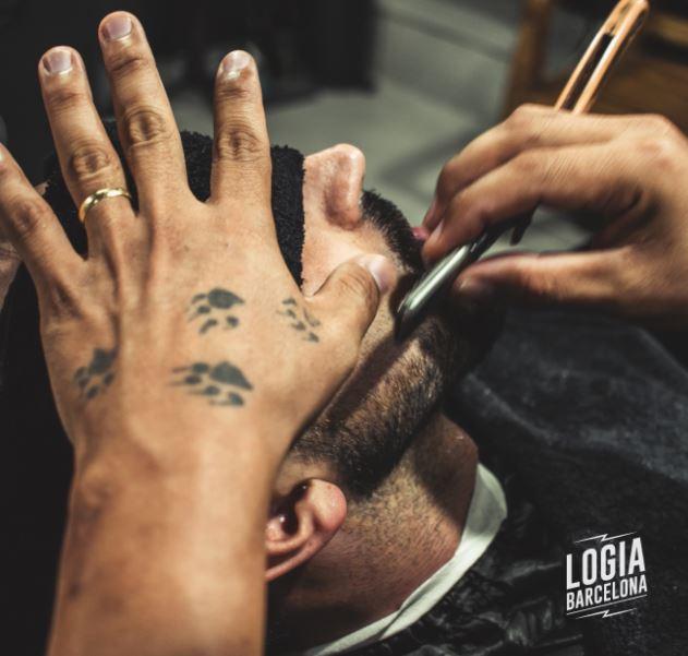 tatuajes y trabajo Logia Barcelona