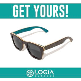 Wood sunglasses Logia LifeStyle