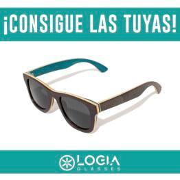 Gafas de sol de madera Logia LifeStyle