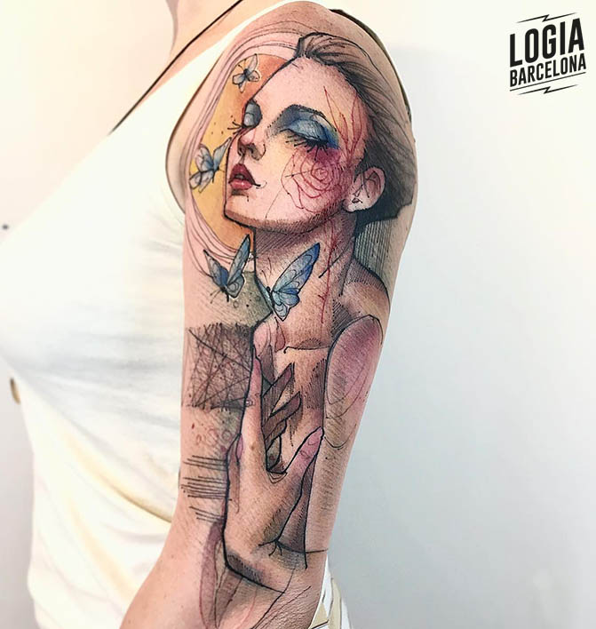 ¿Cuáles son los tipos de tatuajes?