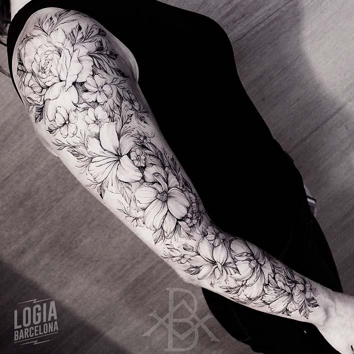 tatuaje jazmin