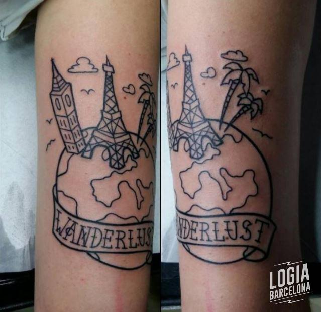 tatuaje libertad viaje