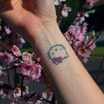 Tatuajes con tinta blanca