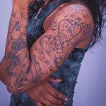 Tatuajes en piel negra