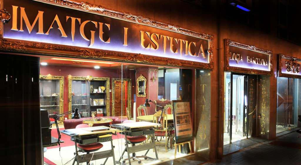 Estudio de tatuajes en Barcelona - Logia Tattoo
