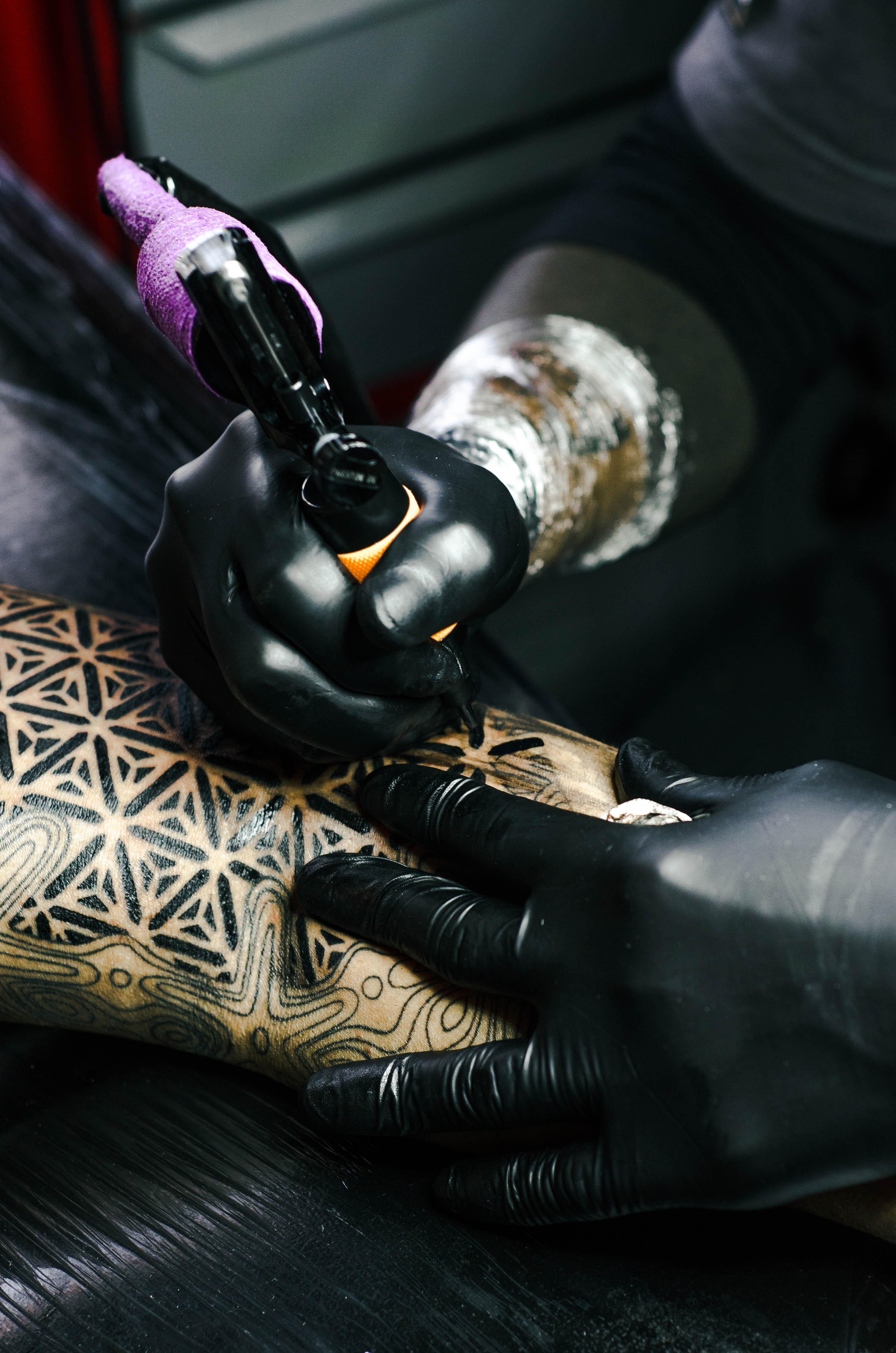 como hacer tatuajes - Logia Tattoo