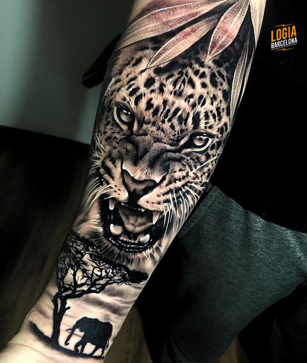 Tatuaje Jaguar