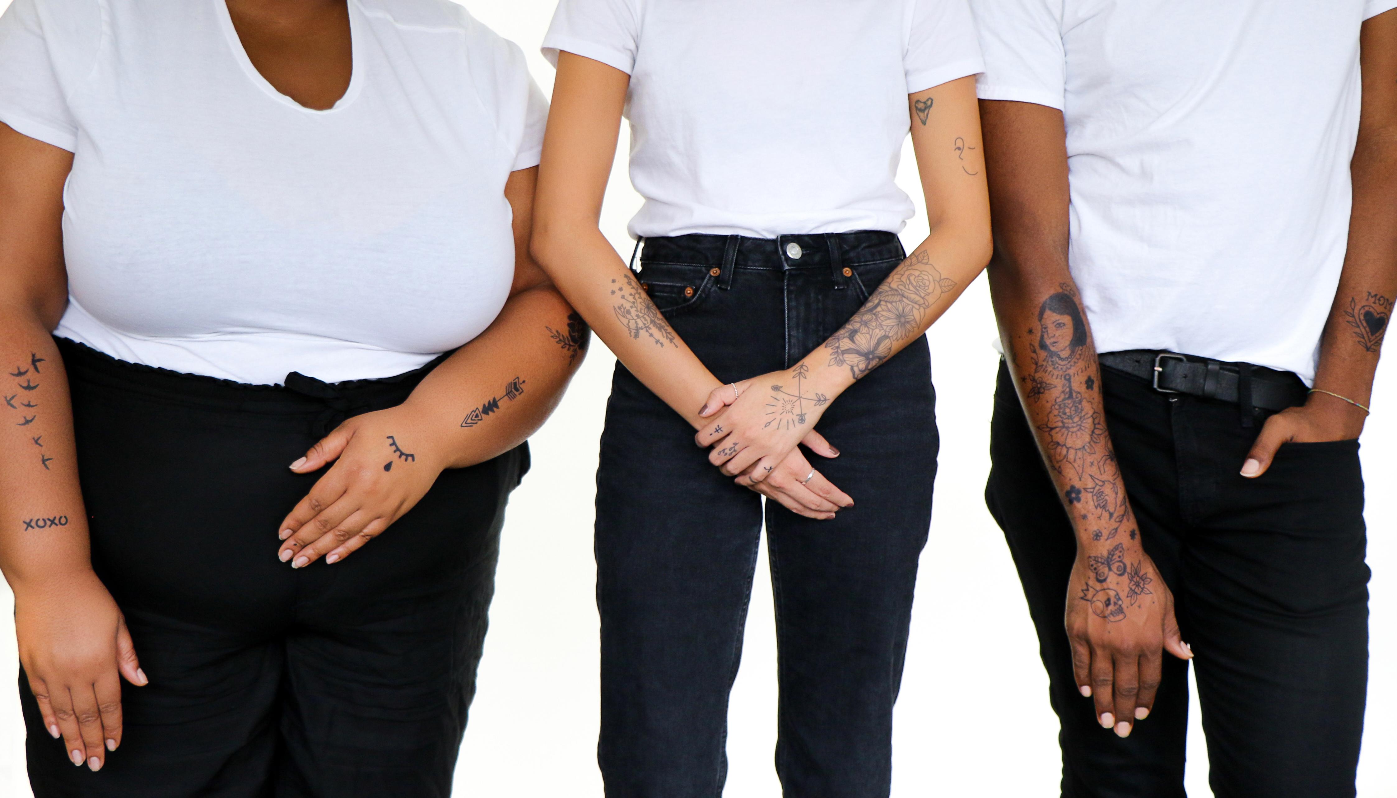 tatuajes temporales - inkbox - Logia Barcelona