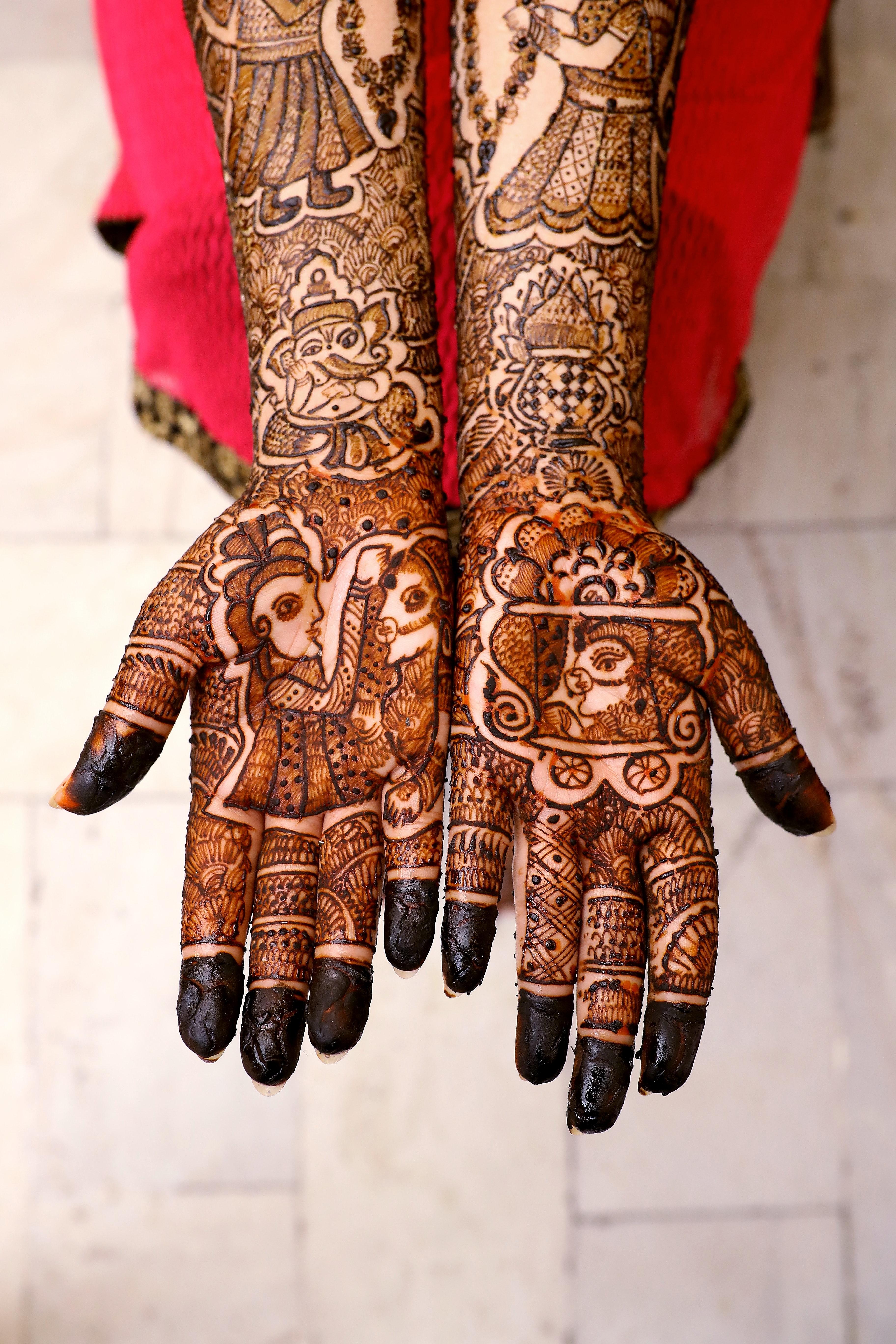 tatuajes temporales - tatuajes de henna - logia barcelona