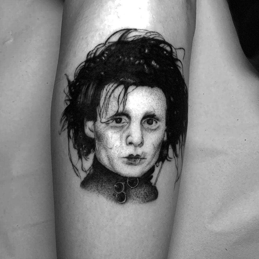 Tatuador D.Kata Logia Barcelona