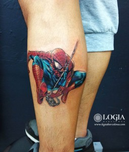 tatuaje-spiderman-logiabarcelona-angel-oviedo