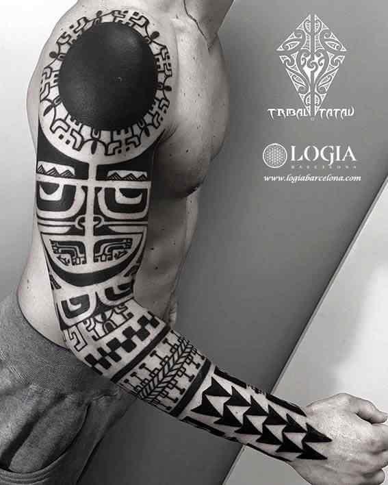 Trabajos Alessandro Oliviero Logia Tattoo