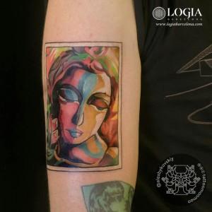 tatuaje-brazo-cuadro-arte-logiabarcelona-alexei-