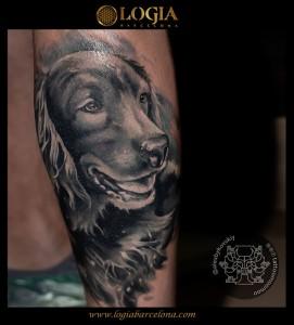 tatuaje-brazo-perro-Logia-Barcelona-Alexei-03