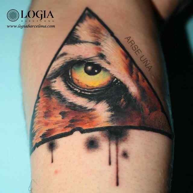 Trabajos Arse Uña Logia Tattoo