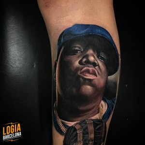 tattoo_pierna_notorious_big_bruno_don_lopes_logia_barcelona