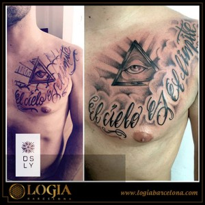 Tatoo Davide Dasly 15