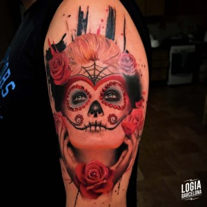 tatuaje_brazo_katrina_logiabarcelona_davids