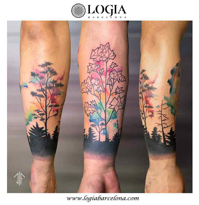 Trabajos Dif Yantra Logia Tattoo