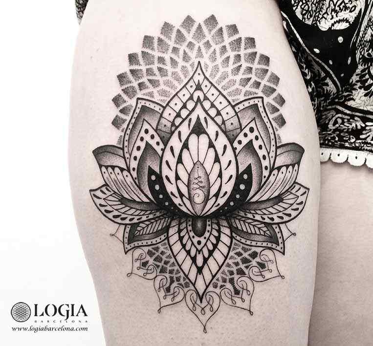 tatuaje-muslo-mandala-logiabarcelona-franki