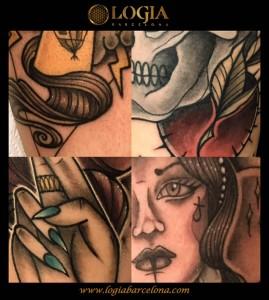 tatuaje-collage-color-logia-barcelona-illy