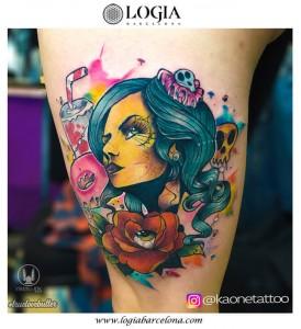 tatuaje-retrato-brazo-logia-barcelona-kaone