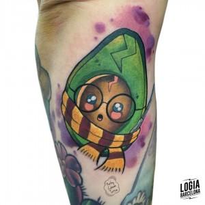 tatuaje_aguacate_harry_potter_brazo_logiabarcelona_kathycaboom