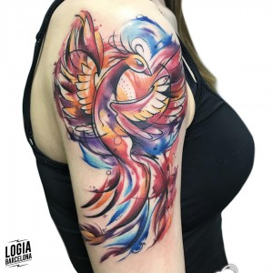 tatuaje_ave_fenix_brazo_logiabarcelona_kathycaboom