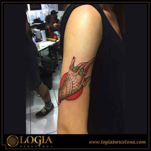 Tattoo Laia 1