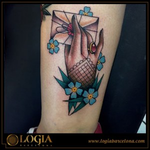 Tattoo Laia 17