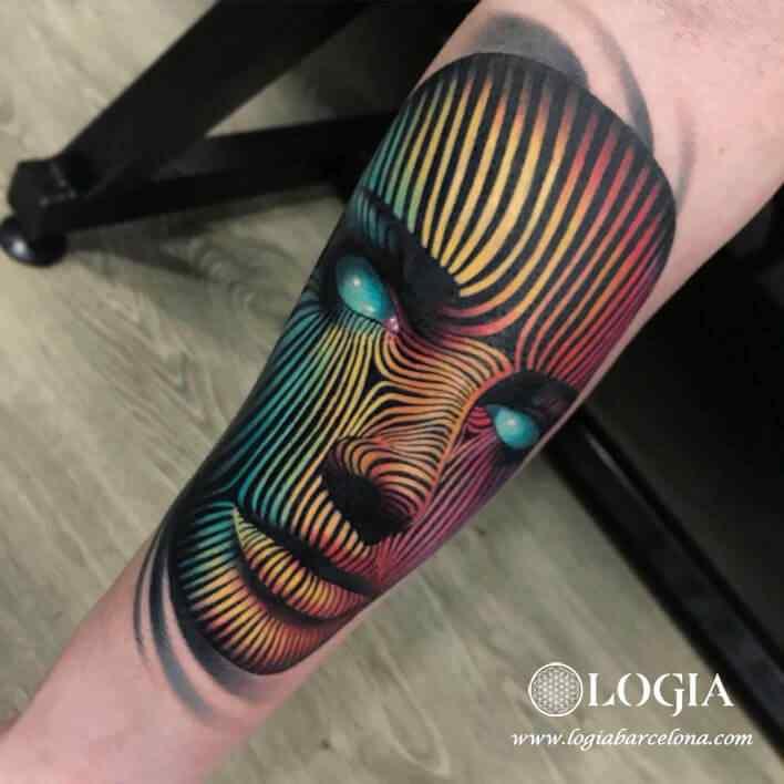 tatuaje psicologia surrealista