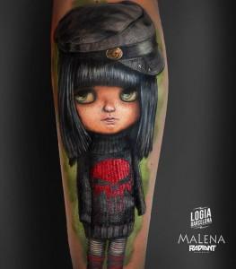 tatuaje_brazo_dolls_04_malena_logia_barcelona
