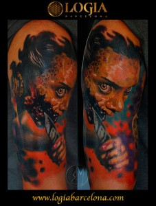 Tattoo Marci 1