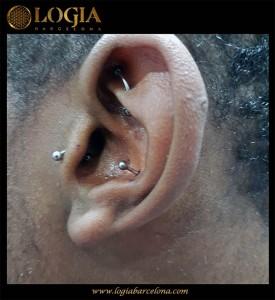 Piercing-septum-antihelix-conch-Logia-Barcelona-Mysha