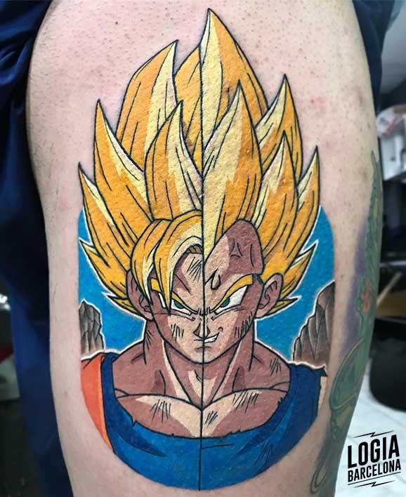 Tatuador Negative Logia Tattoo
