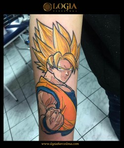 tatuaje-dragonball-brazo-logia-barcelona-Negative-04