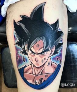 tatuaje-pierna-dragonball-logia-barcelona-negative