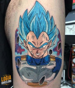 tatuaje_vegeta_blue_dragonball_logia_barcelona_negative