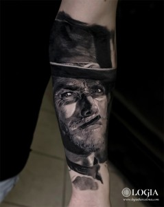 tattoo_clint_eastwood_brazo_logia-barcelona_nikolay