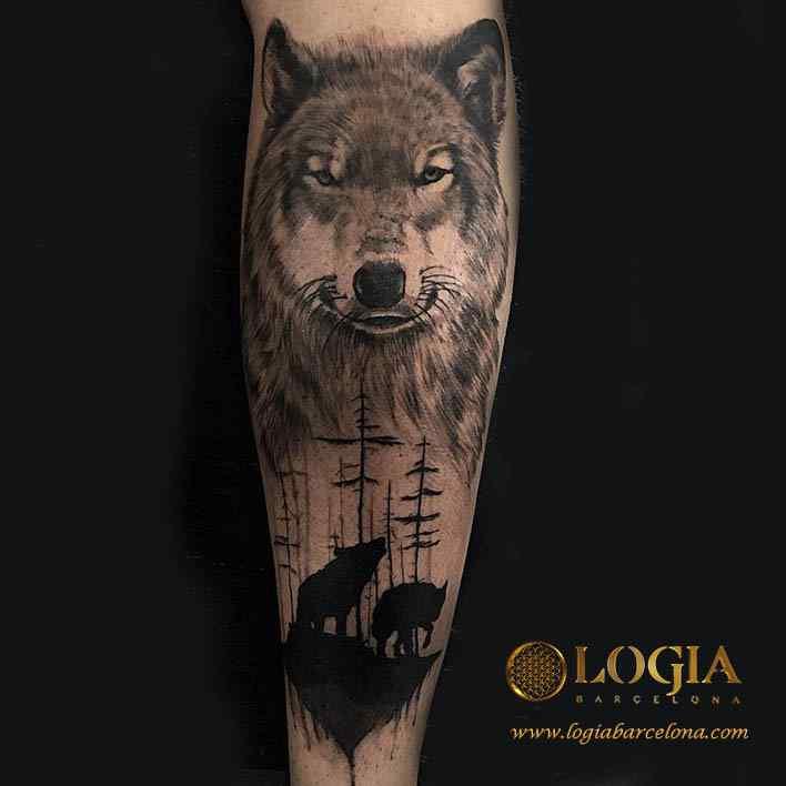 Trabajos Ridnel Silva Logia Tattoo