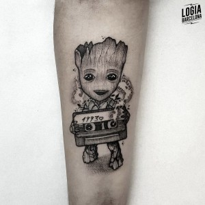 tatuaje_brazo_groot_sulsu_logiabarcelona