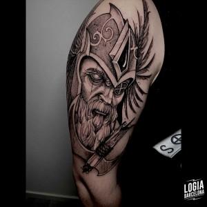 tatuaje_brazo_odin_logiabarcelona_sulsu