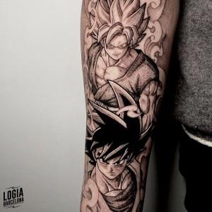 tatuaje_brazo_songoku_dragonball_sulsu_logiabarcelona