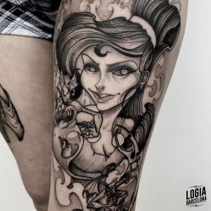 tatuaje_pierna_megara_disney_sulsu_logiabarcelona