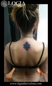 wallk-in tattoo cenefa celta