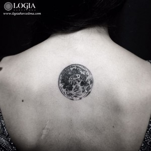tattoo walk-in luna Logia Barcelona