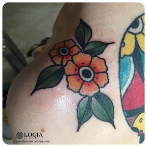 walk-in tattoo flores