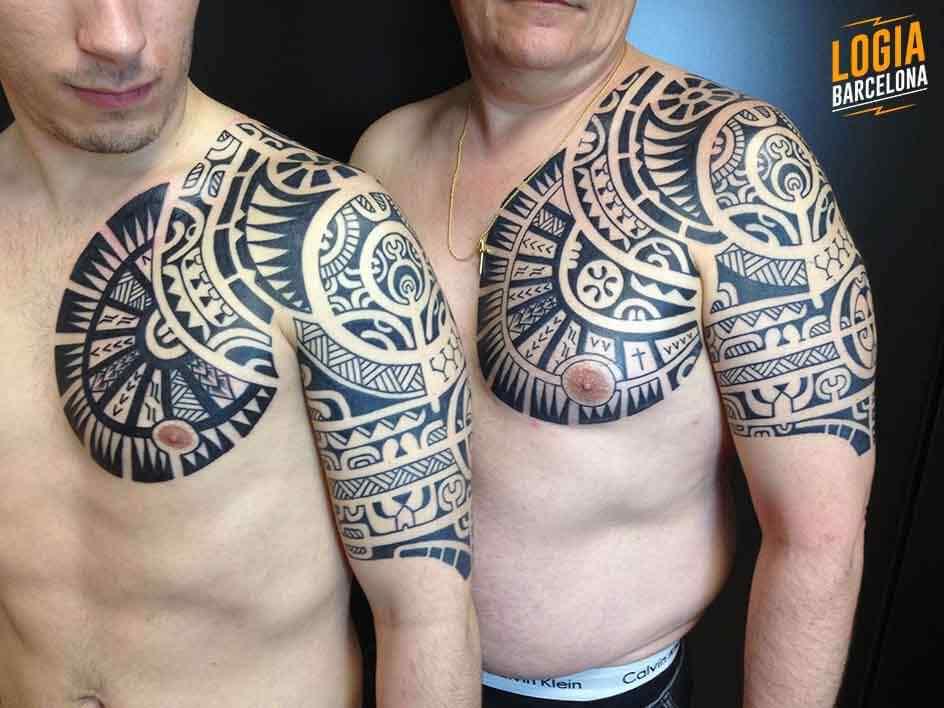 Tatuajes Para Parejas Bonitos Y Originales Logia Barcelona - Tatuaje-parejas