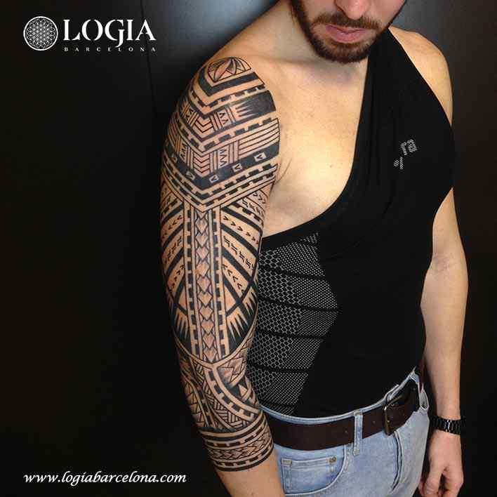 tatuaje-brazo-maori-Logia-Barcelona-Tevairai-06