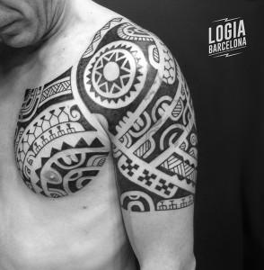 Tatuaje_Maori_Polinesian_Tevairai_Logia_Barcelona_06